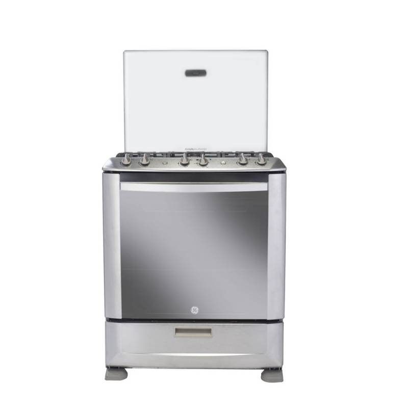 Cocina General Electric Cjge876ivs 5h 76cm Inox