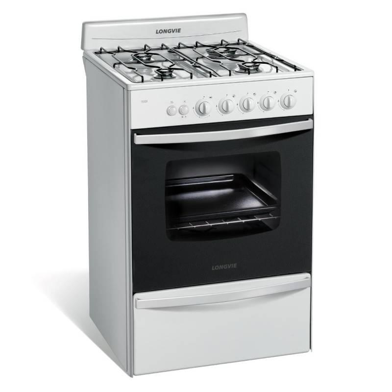 Cocina Longvie 13331bf 56 Cm Blanca