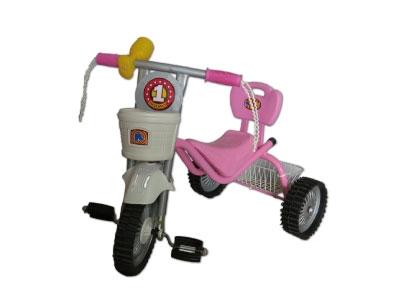 Triciclo Rodaly Art706rch Focky C/ruedas De Chapa Y Goma