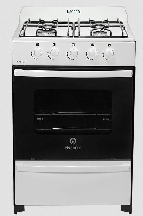 Cocina Escorial Master 56cm C/valvula Seguridad