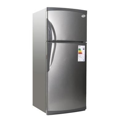 Heladera Gafa Hgf 357aw 281lts C/freezer Platino