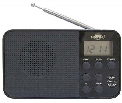 Radio Honshu H-204 Portatil Am/fm