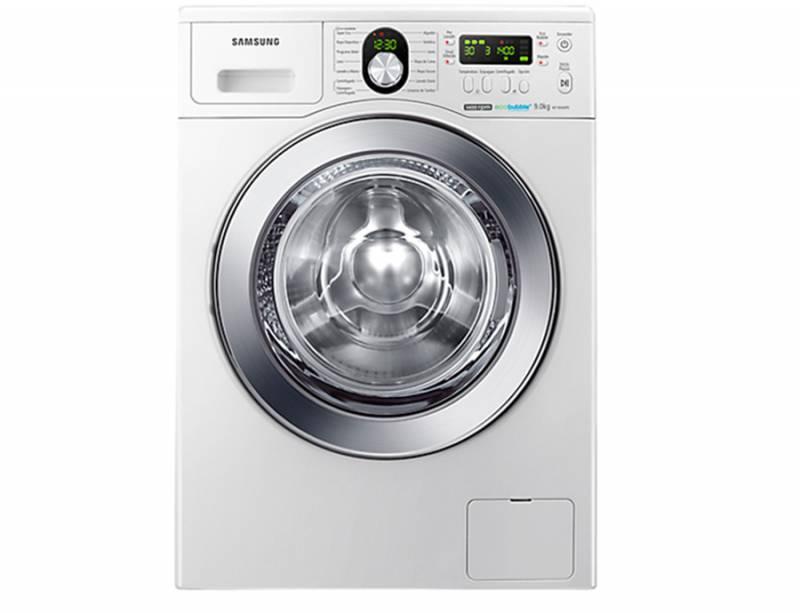 Lavarropas Samsung Wf1904wpeu 9kgs C/frontal 1400rp