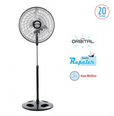 Ventilador Pie Liliana 20