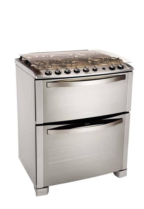 Cocina Electrolux 76dtx Doble Horno /5h /grill