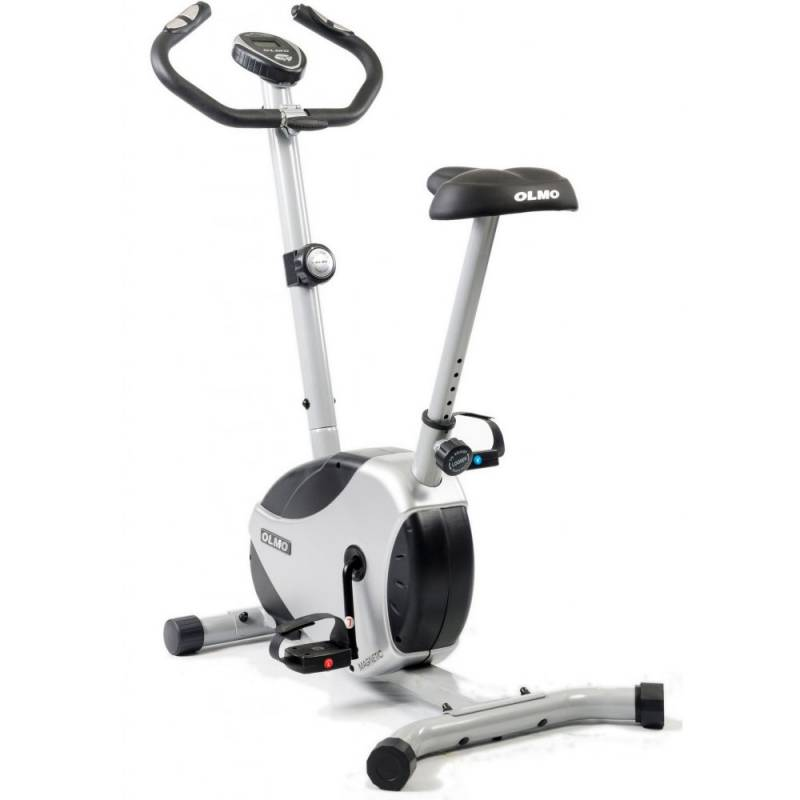 Bicicleta Fija Olmo Ifo0017 Fitness 88 Magnet C/pulso