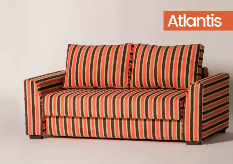 Sofa Cama 2pl Living Color Atlantic