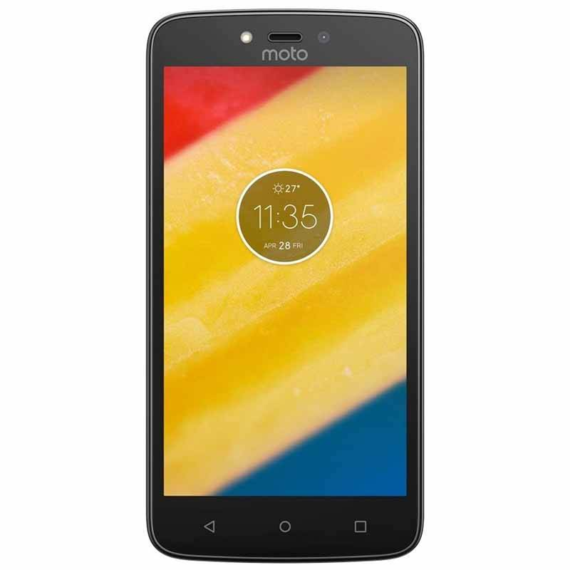Celular Motorola Moto C / Xt1756 Negro Libre