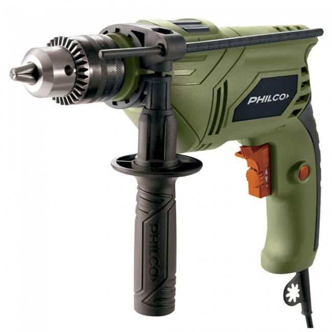 Taladro 13mm Philco Percutor Meptp126 710w