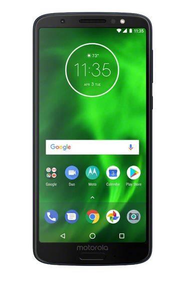 Celular Motorola Moto G6 / Xt1925-1 Indigo