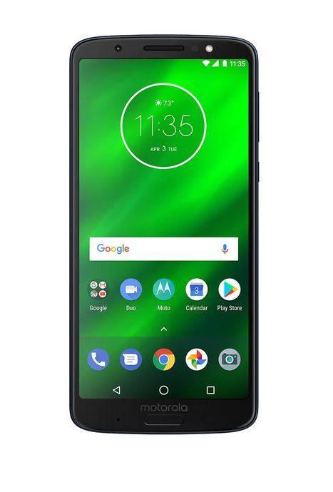 Celular Motorola Moto G6 Plus / Xt1926-6 Indigo