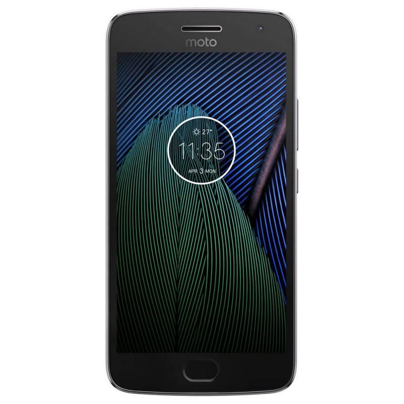 Celular Motorola Moto G5s Plus / Xt1800 Gris