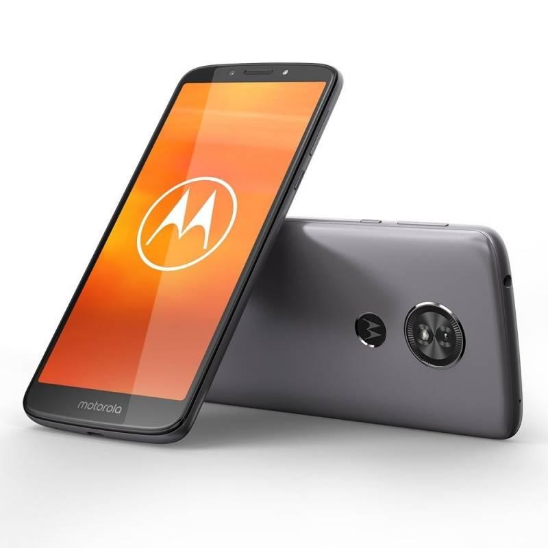 Celular Motorola Moto E5 / Xt1944-3 Gris
