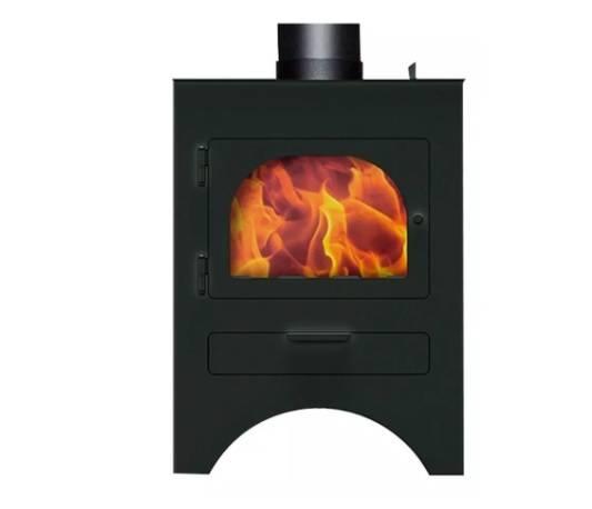 Calefactor A LeÑa Pehuen Mod. P-9500 Sin Kit De Salida 41x70x45 (fca Tromen)