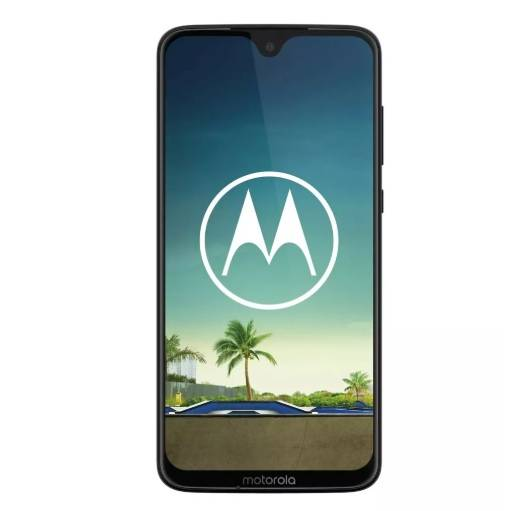 Celular Motorola Moto G7 Power / Xt1955-2 Marine Blue Libre Nsan