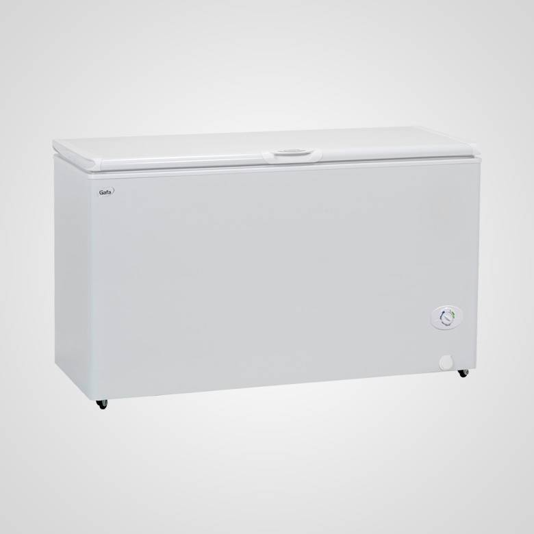 Freezer Gafa Eternity Xl 410 Ab Blanco 399lts
