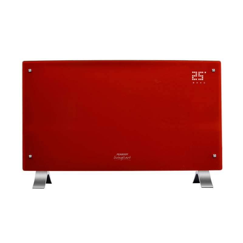 Vitroconvector Peabody Pe-vqd20r C/control Remoto C/rojo 2000w