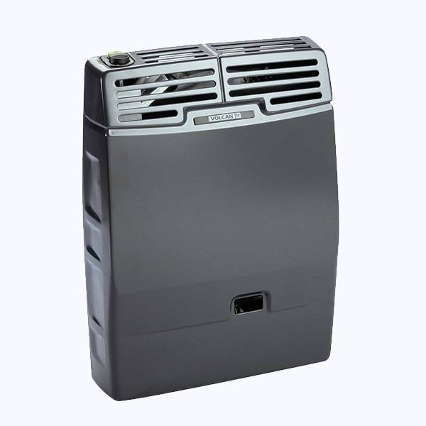 Calefactor Volcan 3800 Tb 43712v Gris