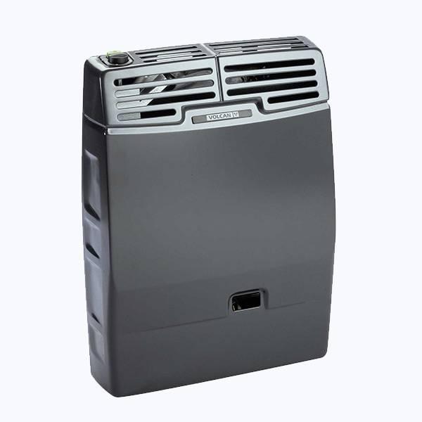 Calefactor Volcan 3800 Tbu 43812v Gris