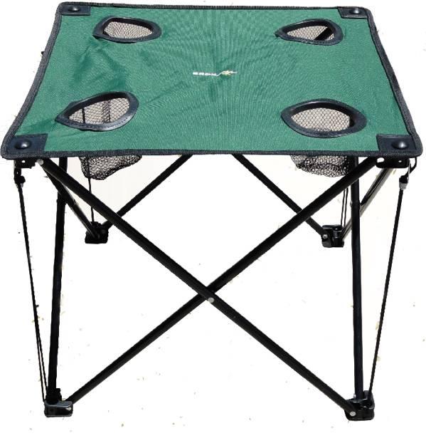 Mesa Camping Brogas Mes-4 Plegable Tela C/porta Vasos