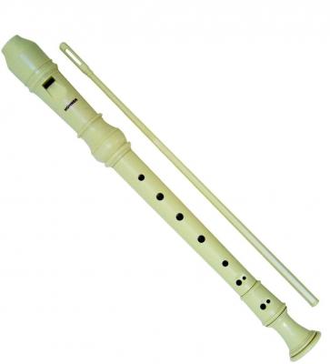 Flauta Hohner Dulce Tres Tramos
