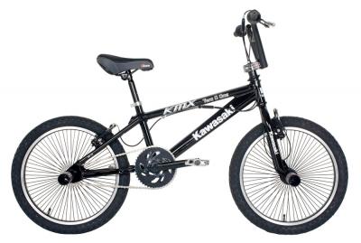 Bicicleta Unibike R20 Kmx-201 Kawasaki Freestyle/aluminio 48 Rayos